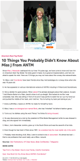10 Things You Probably Didn't Know About Miss J From ANTM
