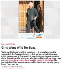 Girls Went Wild for Buzz