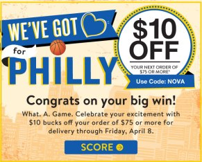 Philly Villanova Win Promo
