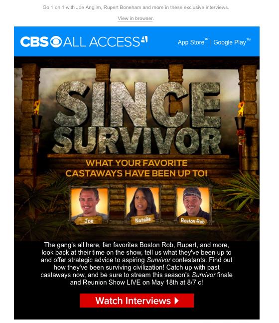 survivor-email
